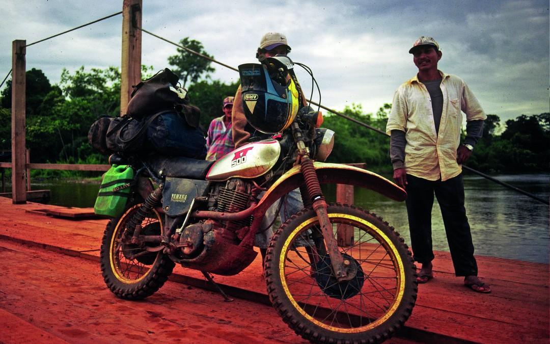 La moto des globe trotteurs