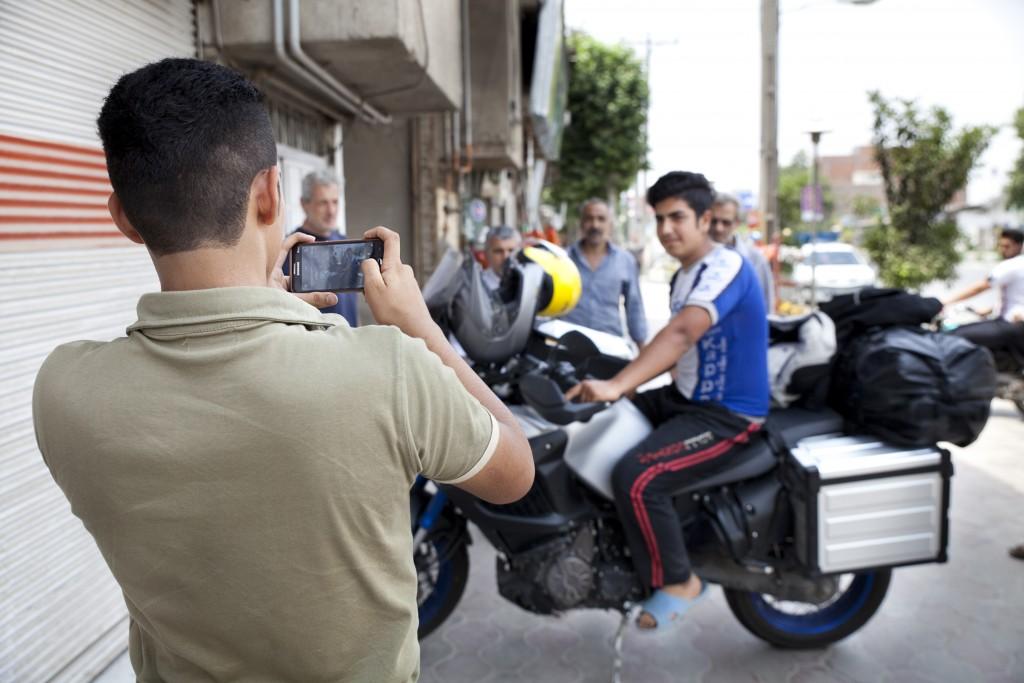 Les iraniens et la super T