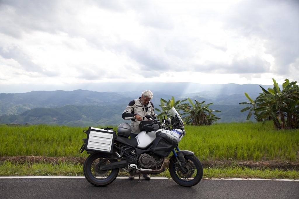 Route thaïlandaise