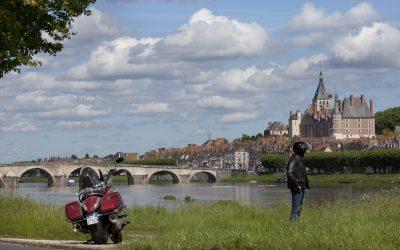 Le Loiret à moto