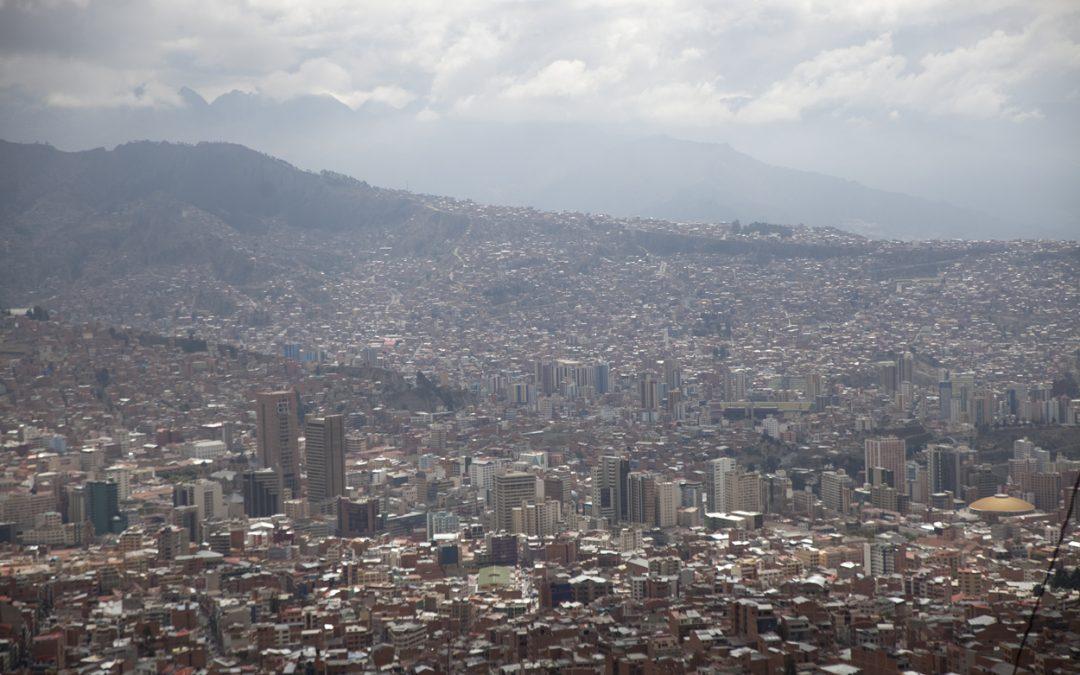 14- La Paz, l'Altiplano et tout ça